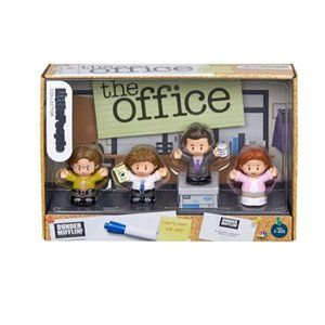 """Fisher Price Little People """"The Office"""" Figurines"""